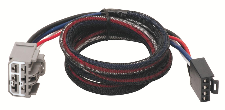 Tekonsha 3026 Brake Control Wiring Harness 07-12 Acadia Enclave Outlook Traverse