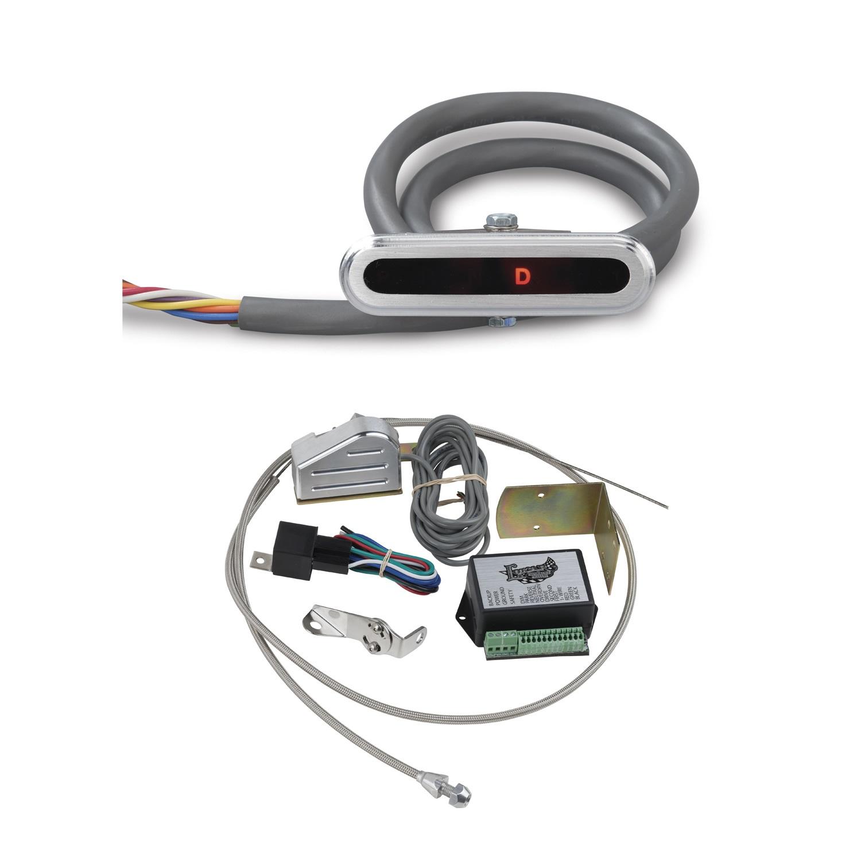 Lokar CIND-1717 Dash Indicator Kit