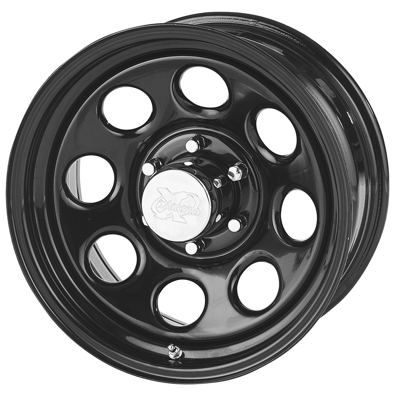 Pro Comp Wheels 97-5165 Rock Crawler Series 97 Black Monster Mod Wheel